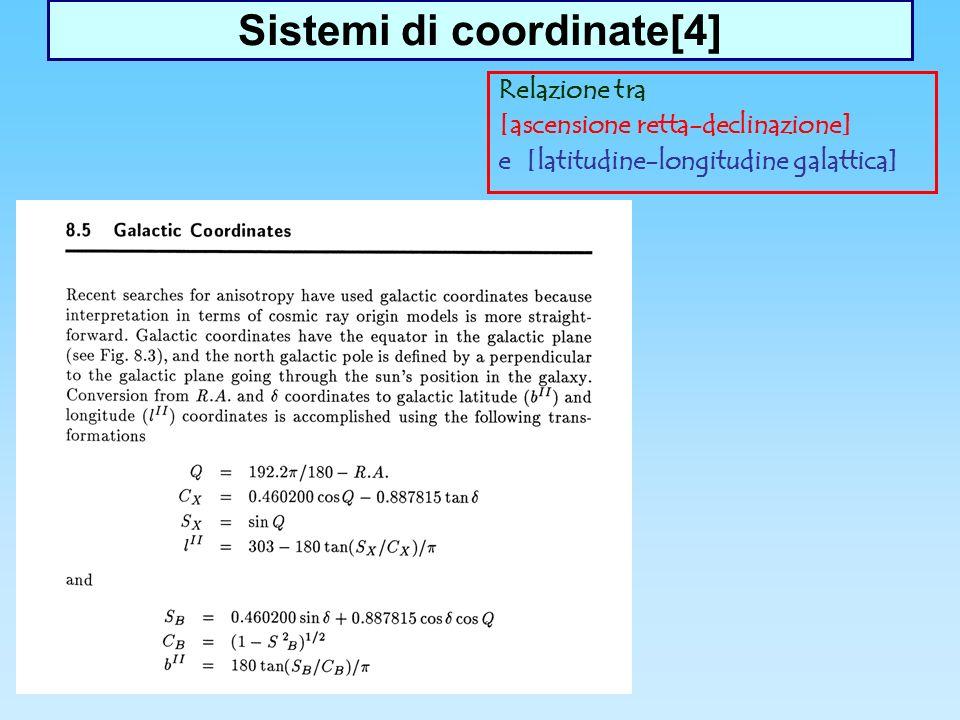Sistemi di coordinate[4]
